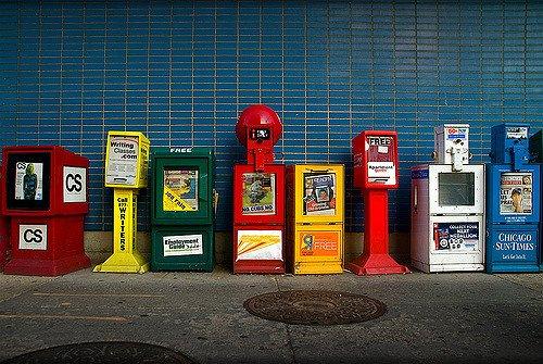 newspapermachines